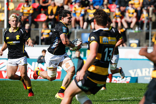 Lions Back Experience for Hawke's Bay Clash